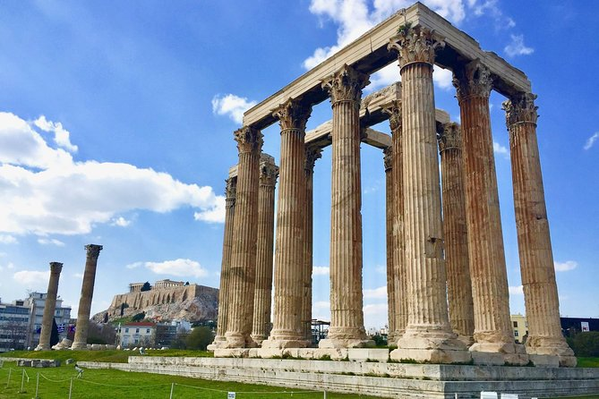 Athens Greece Half Day Private Tour