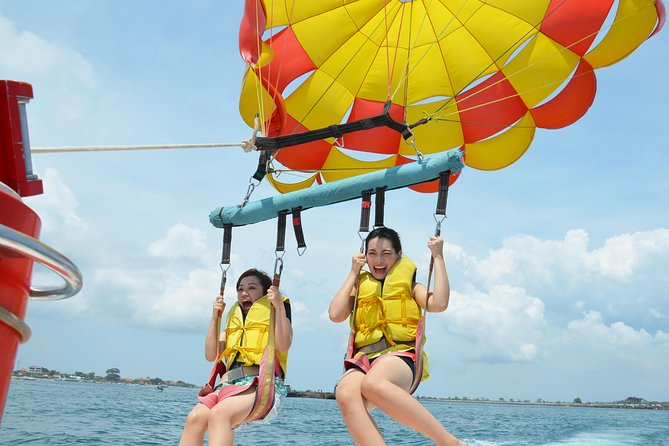 Water Sports Package at Tanjung Benoa(Half-day)