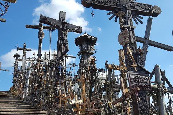 Excursion d'une journée au départ de Vilnius: la Colline des Croix