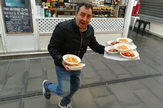 Taste of Rome via retrò bike - street food ed photo 6