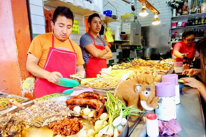 Eat like a local in Mexico City: private & personalized photo 1