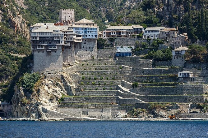 Athos Peninsula Day Cruise from Thessaloniki