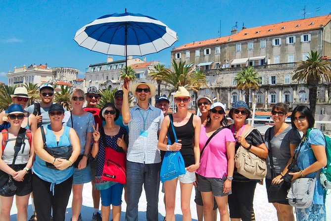 Grand Split Walking Tour