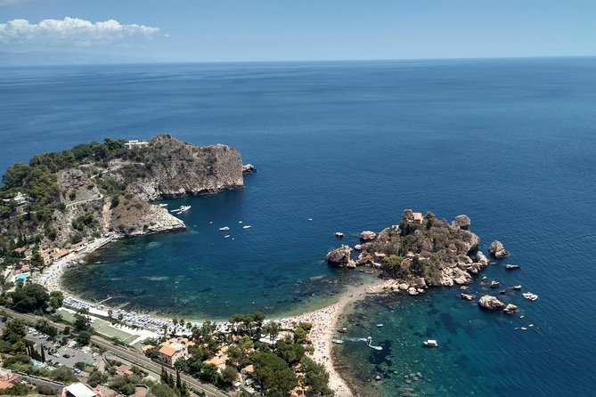 Taormina, Savoca and Castelmola Private One Day Tour from Catania