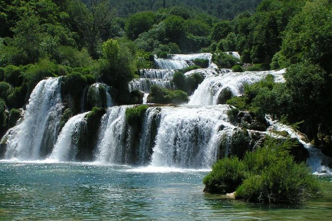 Krka Waterfalls with River Cruise Tour from Split photo 2