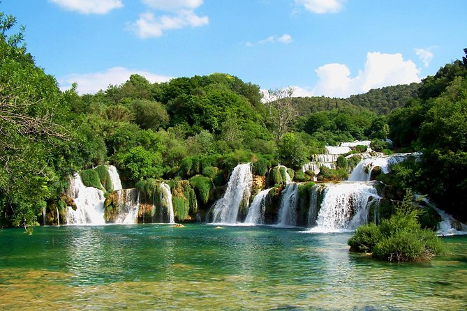 Krka Waterfalls with River Cruise Tour from Split photo 7
