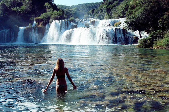Krka Waterfalls with River Cruise Tour from Split photo 13
