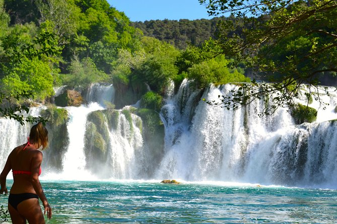 Krka Waterfalls with River Cruise Tour from Split photo 3