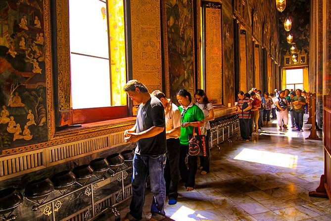 Private Tour : Bangkok City Temples & Wat Pho Thai Massage