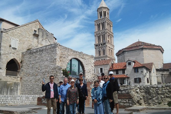 Private Split Walking Tour with Diocletian Palace