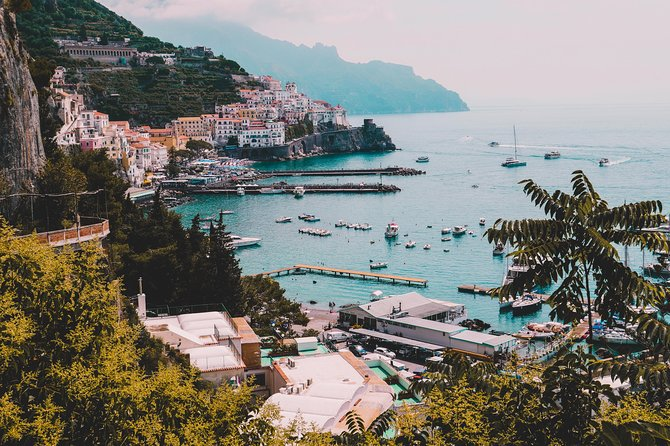 9 Dagars Tur I Italien Rom Neapel Amalfi Florens Pisa Venedig