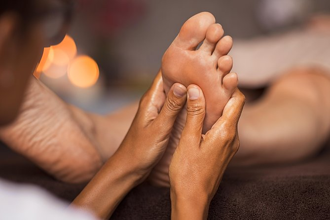 Pamper your feet with reflexology massage in Madrid