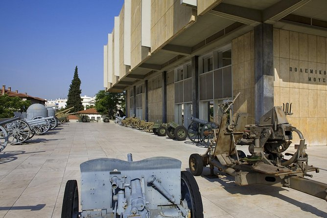 Skip the Line: War Museum of Athens Entrance Ticket