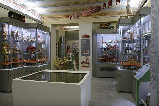 Benaki Toy Museum Entrance Ticket