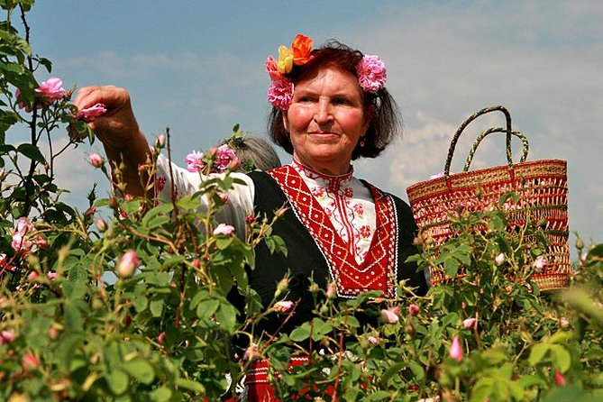 The Valley of the Roses and Koprivshtitsa