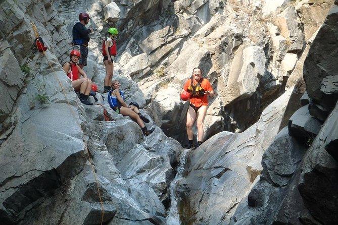Canyoning on Vlahi River