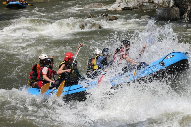 Rafting Tour on Struma River Gorge from Sofia