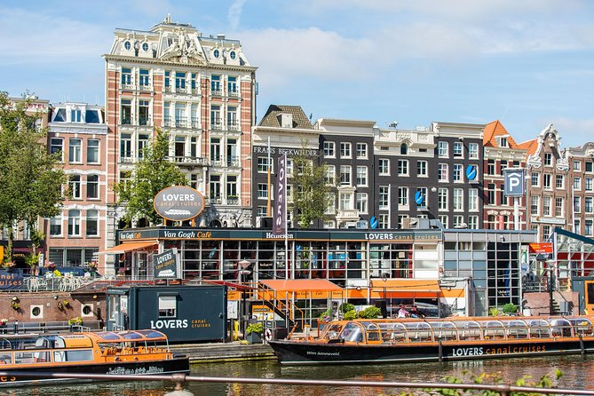Amsterdam Combo: Madame Tussauds & 1-Hour Canal Cruise