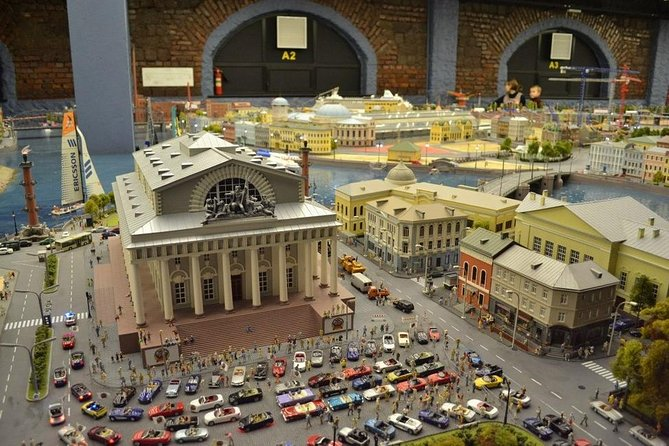 Grand Maket Russia Interactive Museum Tour (4 hours)
