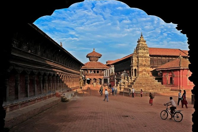 Private Half-Day Tour of Bhaktapur Durbar Square