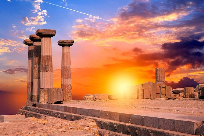 Athens And Temple of Poseidon 8 Hours Private Tour