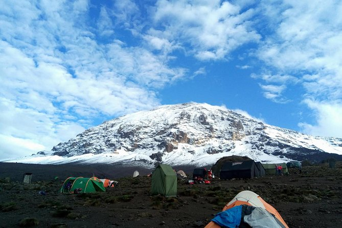 6 days Machame route climbing Mt.Kilimanjaro photo 2