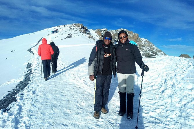 5 Days Marangu route Climbing Mt. Kilimanjaro photo 1