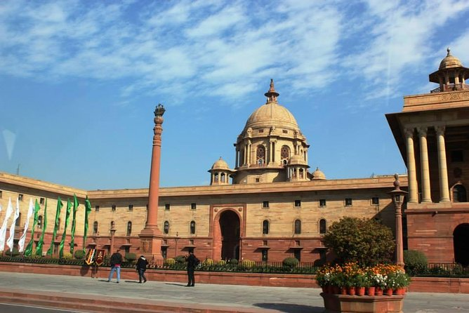 Lutyens Delhi - A city of grand avenues, monuments and spaces