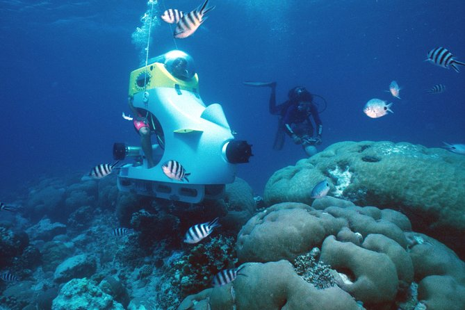 Mauritius Submarine Scooter Adventure photo 2