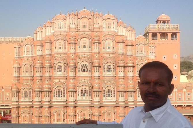 Private Day Tour of Jaipur City from Delhi by Car - All Inclusive