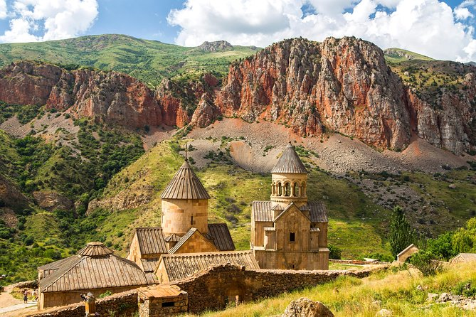 Day trip to:Khor Virap, Noravank,Traditional Lunch, Areni Cave, Hin Areni winery, Erevan, ARMENIA
