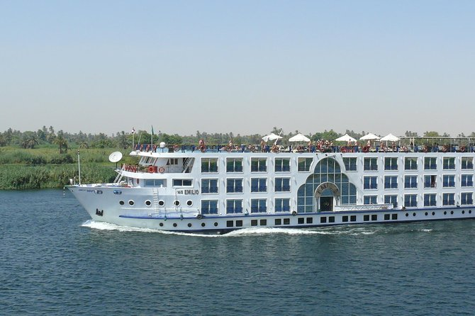 Luxury Aswan to Luxor Nile cruise 4 days photo 7