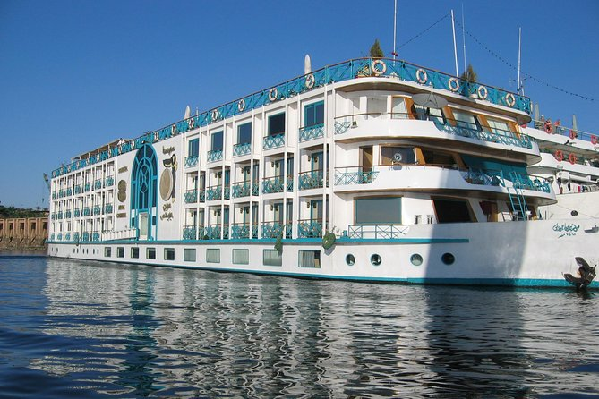 Luxury Aswan to Luxor Nile cruise 4 days photo 4