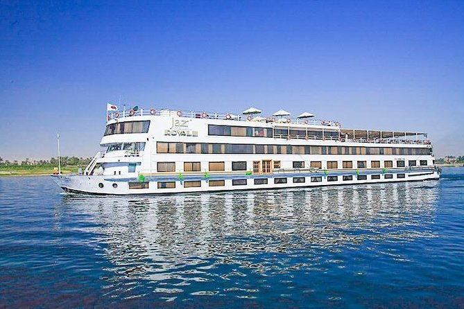 Luxury Aswan to Luxor 4 Day Nile Cruise