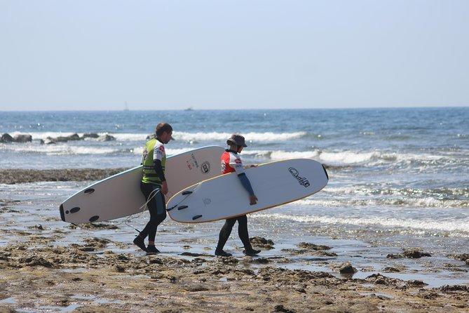 Private Surfing Lesson at Playa de las Américas