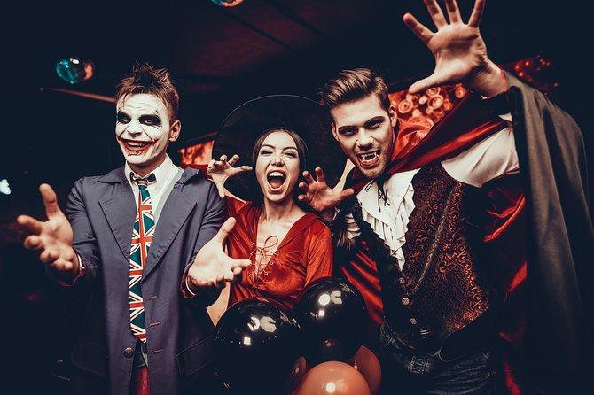 Transylvania Halloween Tour