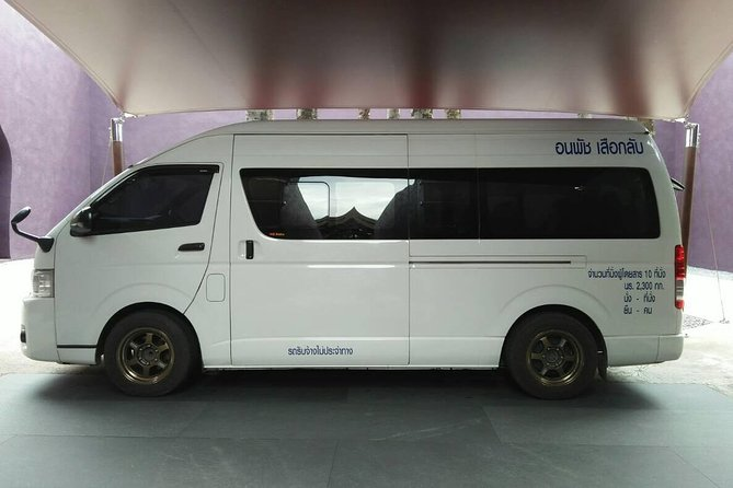 Aonang any hotel to Donsak Pier Private transfer photo 7