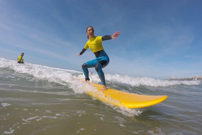 SEMAINE WEEK SURF 5 lessons