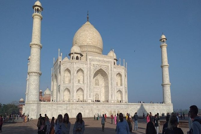 Private Taj Mahal Trip from Delhi with Lunch