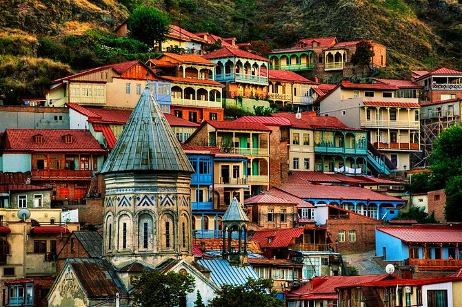 Tbilisi City Walking Tour