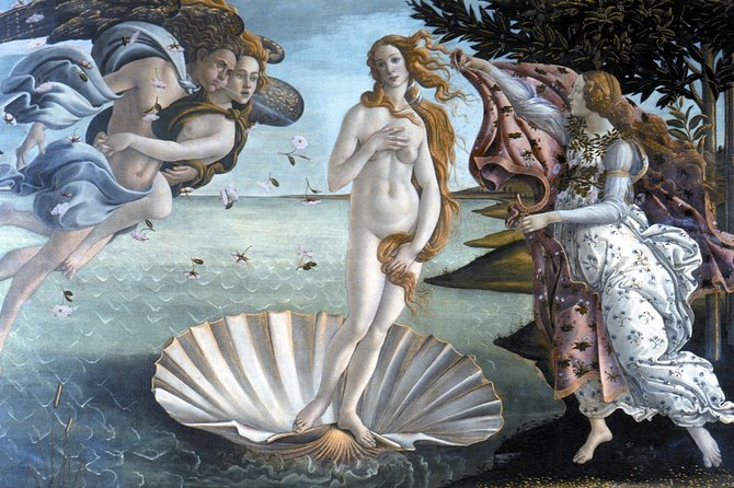 Skip the Line: Florence Accademia and Uffizi Gallery Small Group Tour photo 7
