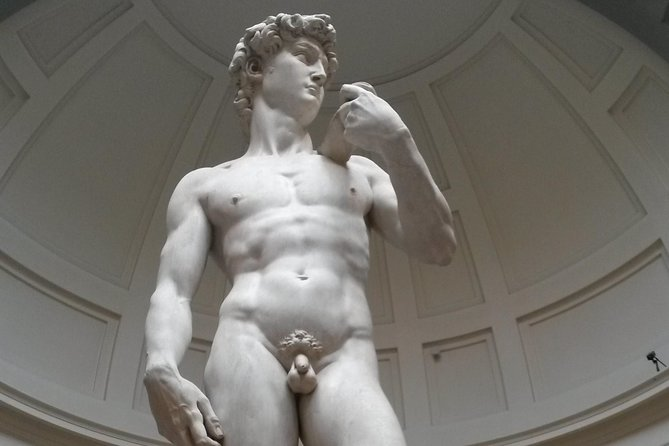 Skip the Line: Florence Accademia and Uffizi Gallery Small Group Tour photo 10
