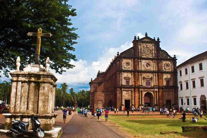 Capital City, Churches & Forts Of Goa, Old Goa Churches, Panaji City.