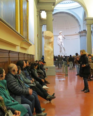 Skip the Line: Florence Accademia and Uffizi Gallery Small Group Tour photo 4
