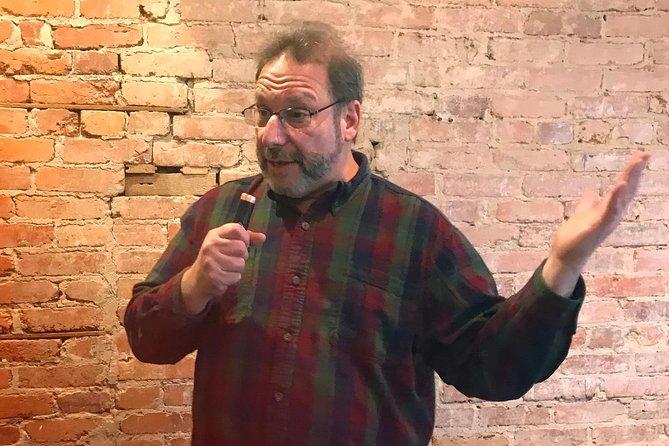 Jake Woe's Comedy Walk ©