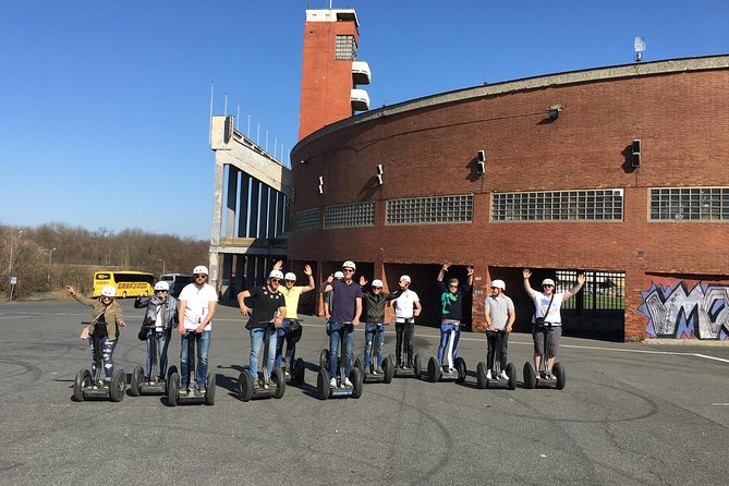 Small-Group Segway Guided Tour with Free Taxi Transport