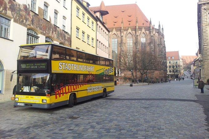 City tour of Nuremberg