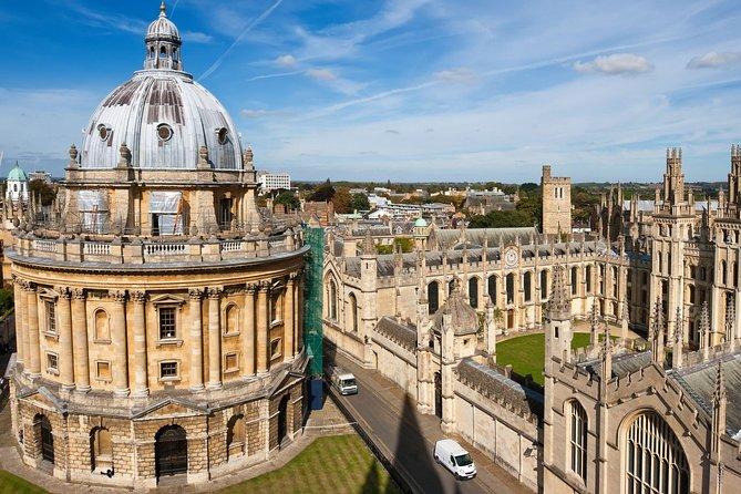 Oxford, Stratford, Cotswolds en Warwick Castle Tour vanuit Londen met lunchpakket