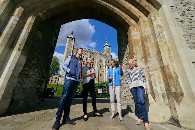 Expert Led Tower of London Tour with Admission Tickets