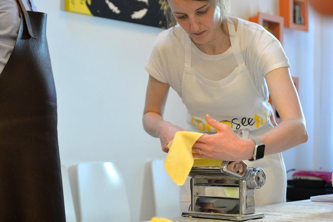 Homemade Pasta Cooking Class in Lucca with a Chef photo 5